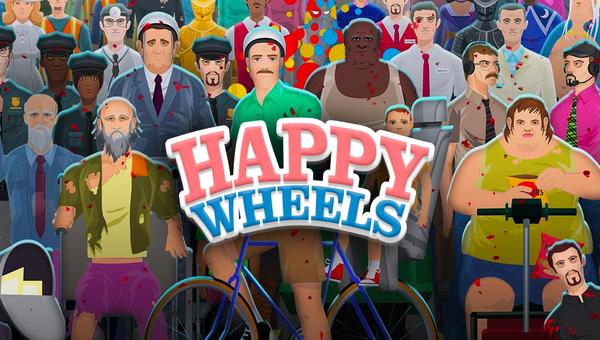 Happy Wheels Unblocked Online