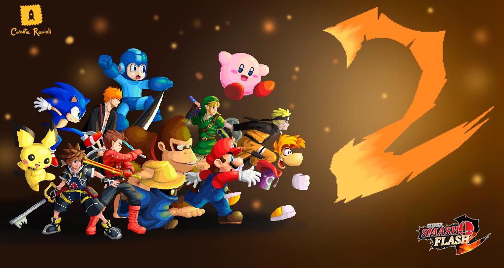 Play Super Smash Flash 4 – Epic fighting game