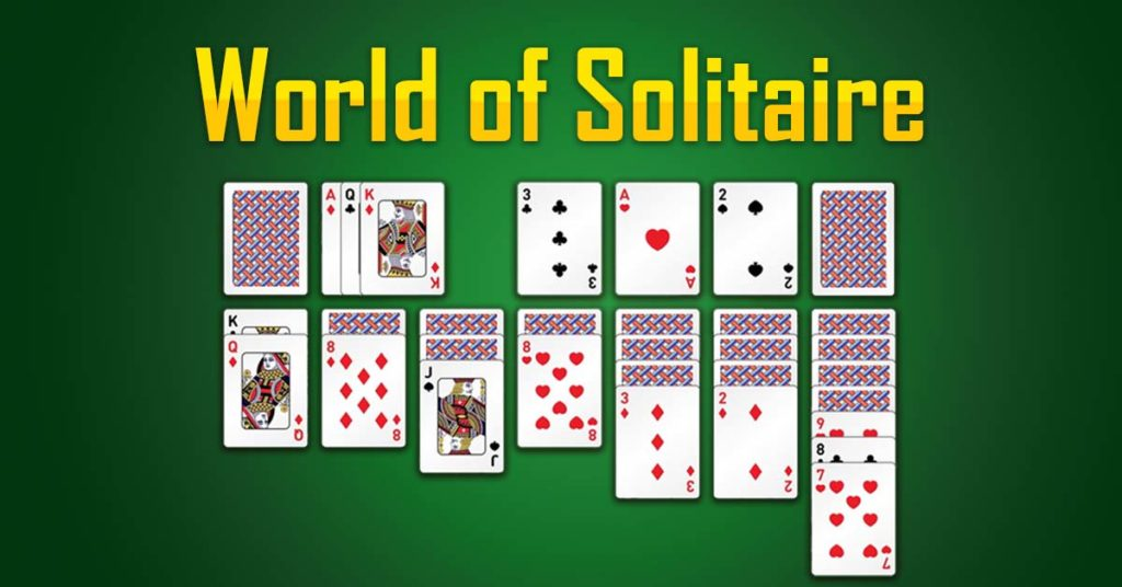 Play World of Solitaire